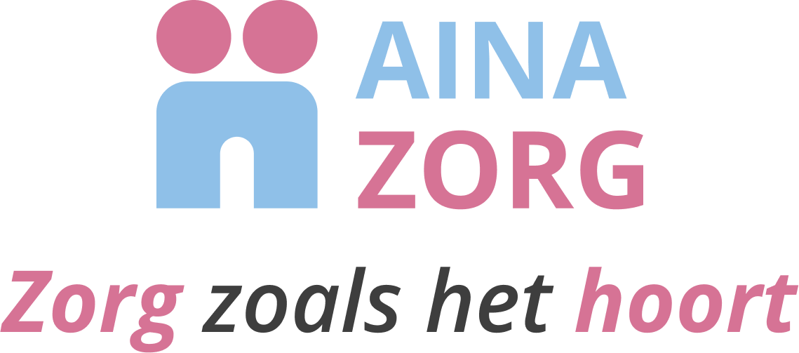 Aina Zorg BV logo