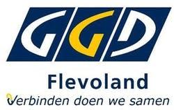 GGD Flevoland logo