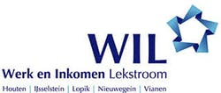 Werk en Inkomen Lekstroom logo